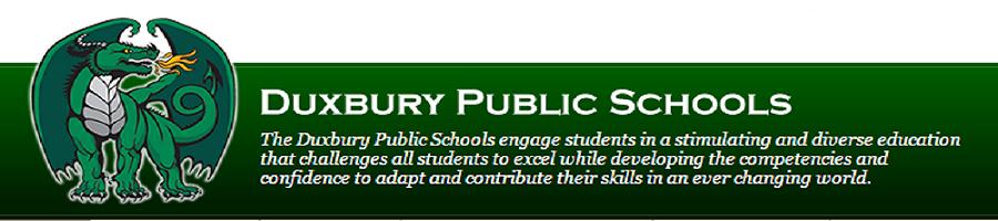Duxbury Public Schools
